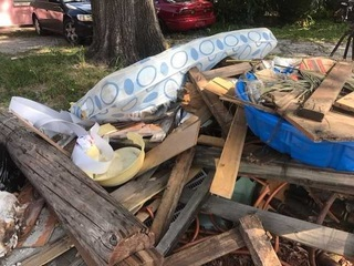 Irma cleanup: Some curbside junk isn't eligible