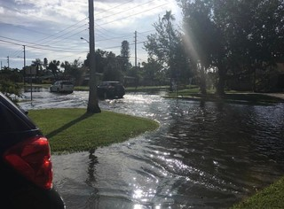 Neighborhoods brace for more King Tide flooding