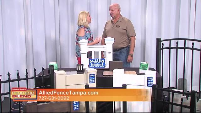 If Hurricane Irma damaged your fence you need to talk to Allied Fence