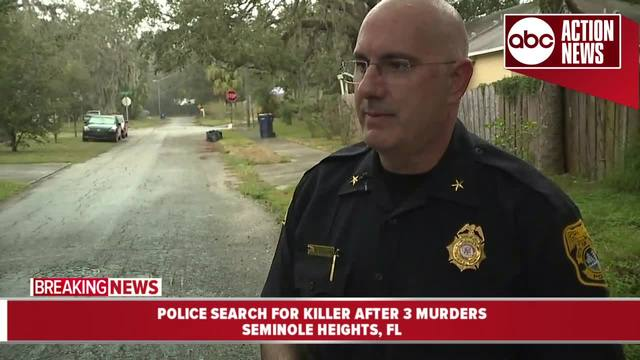 Seminole Heights Killer- Tampa-s Interim Police Chief shares the latest…