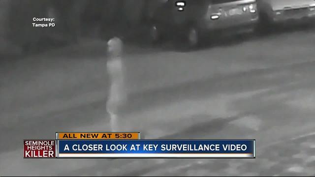 A closer look at key surveillance video