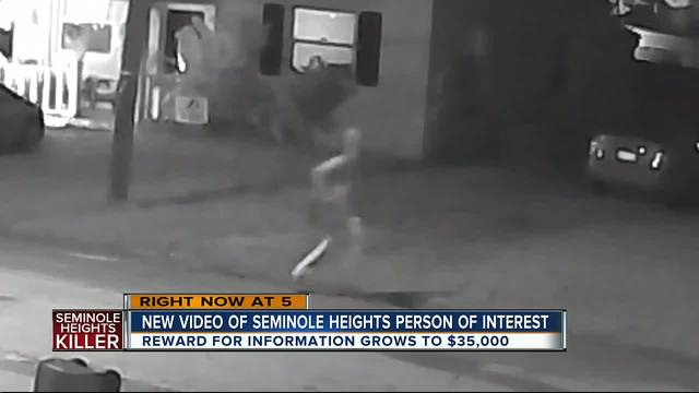 Tampa police release additional video from recent homicides
