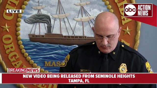 Seminole Heights Killer- Tampa police release new video of -person of…