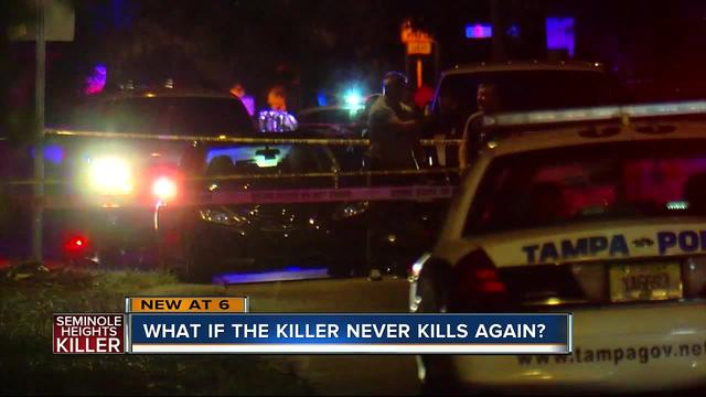 Why killers stop killing