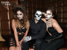 Halloween night celebrations in Tampa Bay