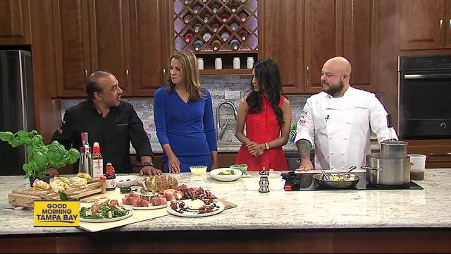 FarmTable Cucina Chef Dazzles With New Italianthemed Restaurant - Farm table tampa