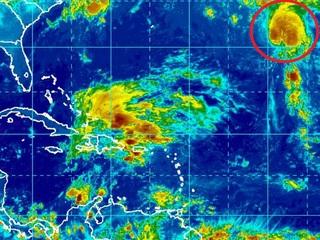 Tropical Storm Rina will not threaten U.S.