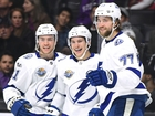 Stamkos, Kucherov propel NHL-best Bolts to win