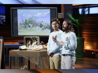 Clearwater native gets $75K in Shark Tank deal