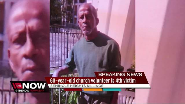 Seminole Heights Shooting Victim- Ronald Felton was church volunteer-…