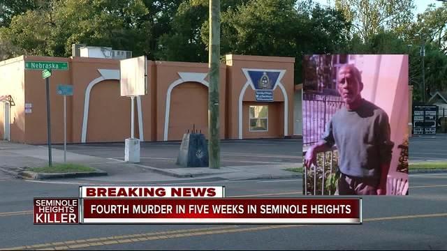 Seminole Heights Shooting Victim- Ronald Felton was church volunteer