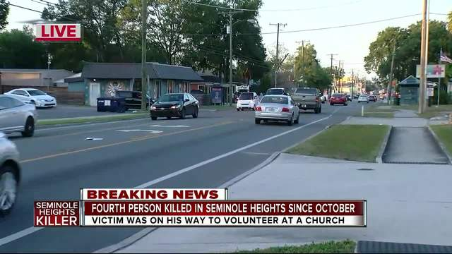 Seminole Heights victim was church volunteer
