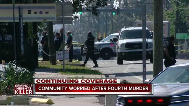 Seminole Heights Shooting- Church volunteer shot- killed is likely 4th…
