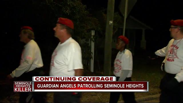 Guardian Angels provide sense of security in Seminole Heights