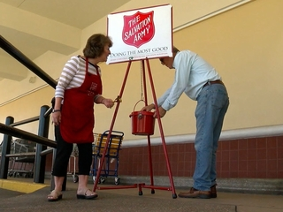 Salvation Army needs bell ringers in Bay Area