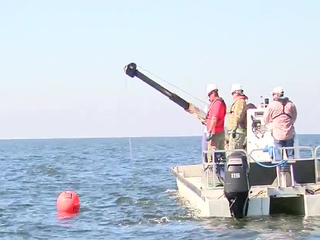 Artificial Reef hopes to draw fish and tourism