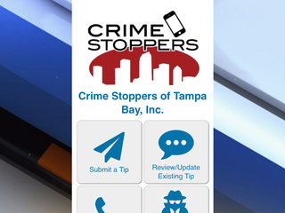 Crime Stoppers says app may help with wait times