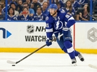 Stamkos scores twice in Bishop's return to Tampa