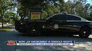 Search for Seminole Heights killer continues