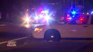 Drive-by shooting ends in Seminole Heights