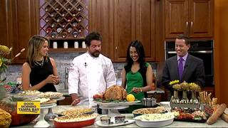 Chef recommends a no stress Thanksgiving meal