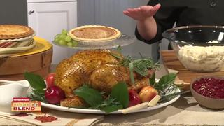 Thanksgiving with Boston Market