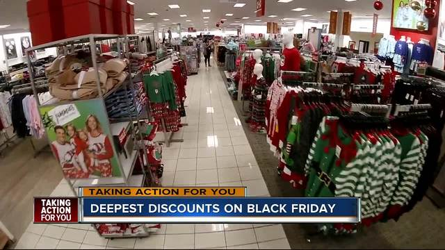 Consumers poised for bumper buys in Black Friday sales