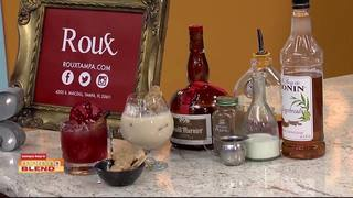 Fall Drinks with Roux