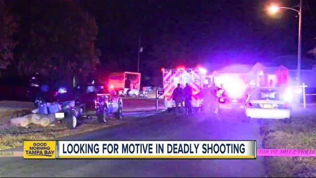 Hernando deputies investigating deadly shooting in Spring Hill