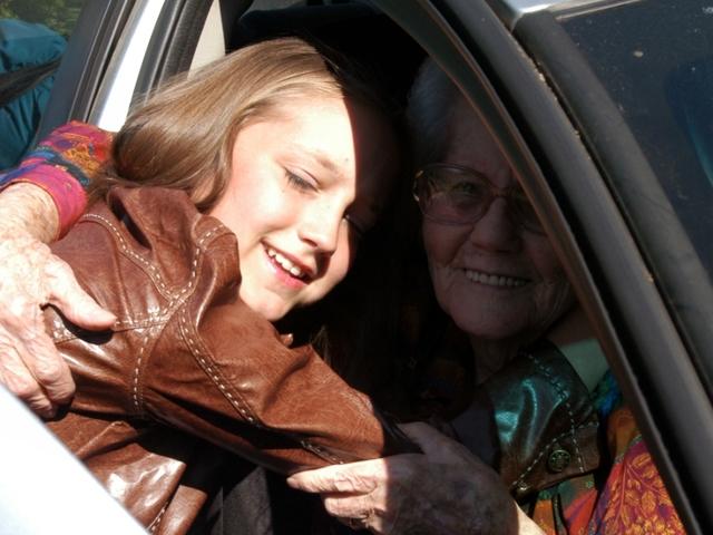 Dont Make Children Hug, Girl Scouts Tells Parents