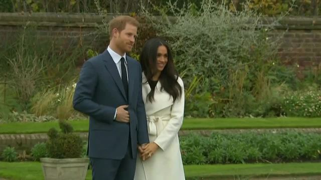 Prince Harry and Meghan Markle make first public appearence since…