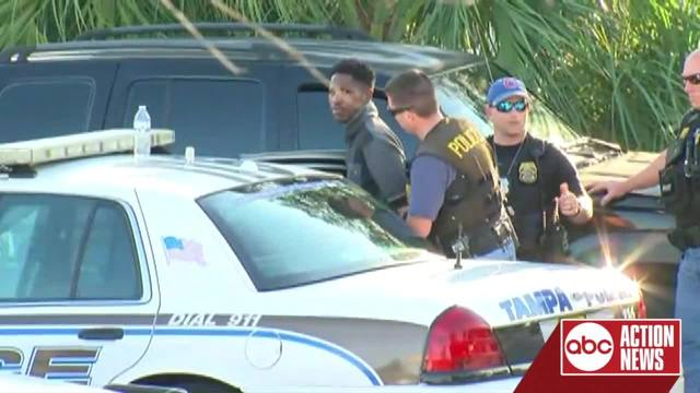 EXCLUSIVE - Tampa PD takes Seminole Heights killer in for questioning…