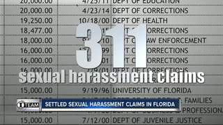 FL taxpayers paid millions for sexual harassment