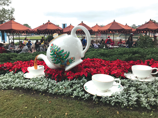 PHOTOS | Epcot's Festival of the Holidays 2017