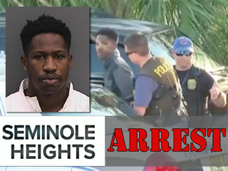 Seminole Heights killings timeline & arrest