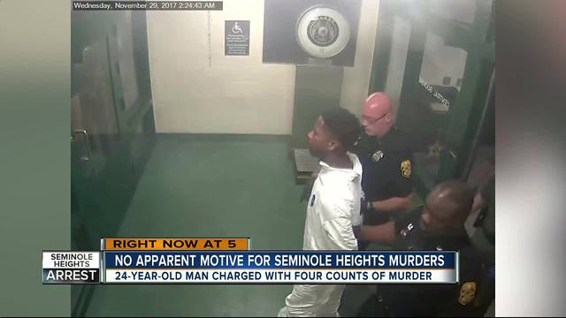 No apparent motive for Seminole Heights murders
