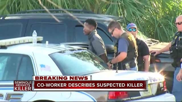 Co-worker describes Howell Donaldson III- suspected killer in Seminole…