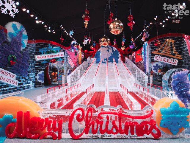 ice ice baby experience a winter wonderland this christmas at gaylord palms - Christmas At Gaylord Palms