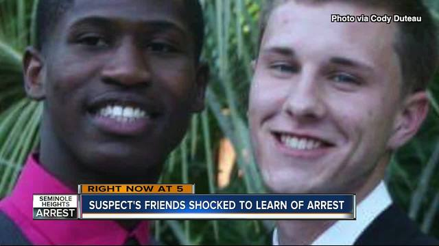 Friends of accused Seminole Heights killer shocked to learn about arrest