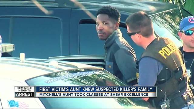 Seminole Heights victim-s aunt says she knows accused killer