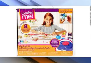 Toys 'R' Us recalls 6,000 clay craft kits