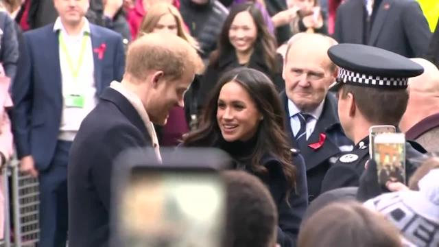 Prince Harry and Meghan Markle-s first official royal event together