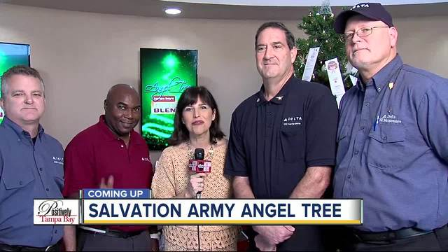 Positively Tampa Bay- Angel Tree