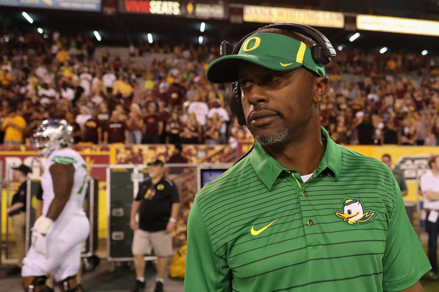 Willie Taggart leaving OR  to become head coach at Florida State