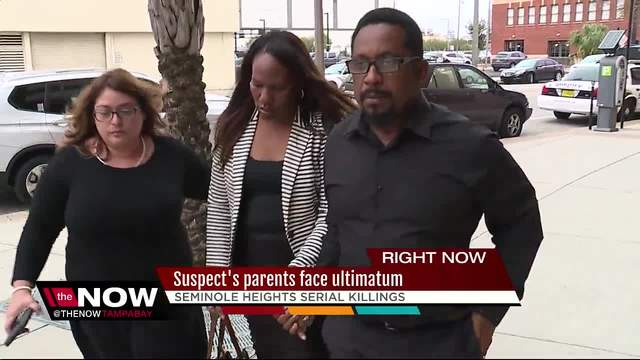 Judge orders parents of suspected Seminole Height killer to appear…