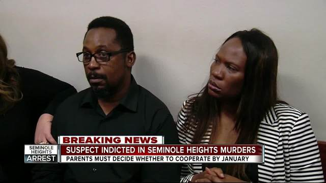Judge orders parents of accused killer to court