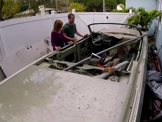 Classic car owners say man trashed their dreams