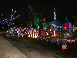 PHOTOS: Christmas decorations in Tampa
