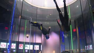 WATCH | Indoor Skydiving Competition in Tampa