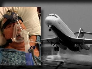 Three doctors keep Tampa woman alive on flight